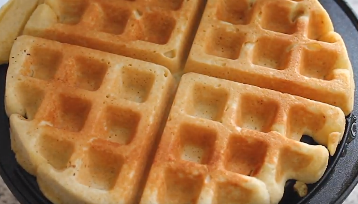 plain-chaffle-in-maker